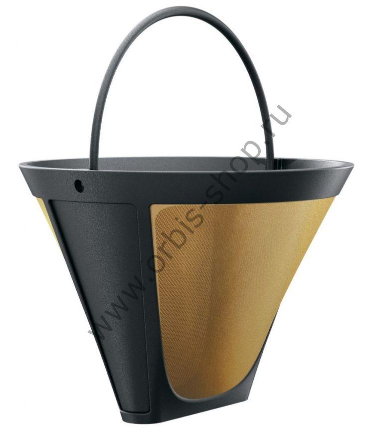 Многоразовый металлический фильтр №4 для кофеварки Braun