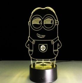 3D Лампа (арт.005)