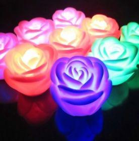 Ночник «Роза»