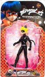 """Кукла Андриан в образе Черного кота """"Леди Баг и Супер Кот"""" (Miraculous Cat Noir)"""