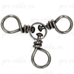 Вертлюг Centro Brass 3-Way Swivel Dealer pack 100 шт, №5
