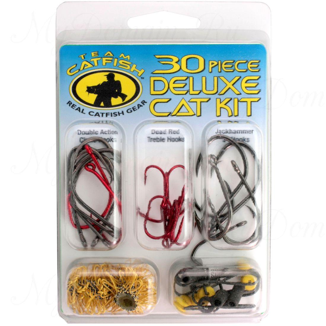 """Набор крючков """"Team Catfish"""" 37 Piece Deluxe Cat Kit"""