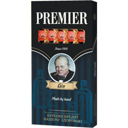 Сигариллы Premier Gin 5 шт.