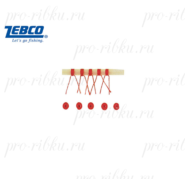 Стопор Zebco Bead Stopper (medium 5 шт.)