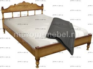 Кровать резная (тахта)