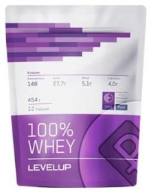 LevelUp 100% Whey (454 гр.)