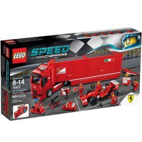 Lego Speed Champions 75913 Scuderia Ferrari и F14 T