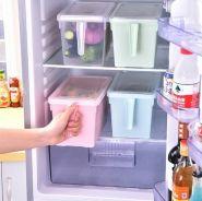 Контейнер для холодильника с ручкой