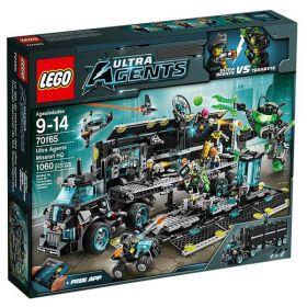 Lego Ultra Agents 70165 Штаб-квартира Суперагентов