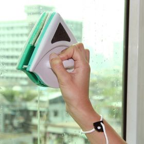 Угловая магнитная щетка для мытья окон Window Cleaner