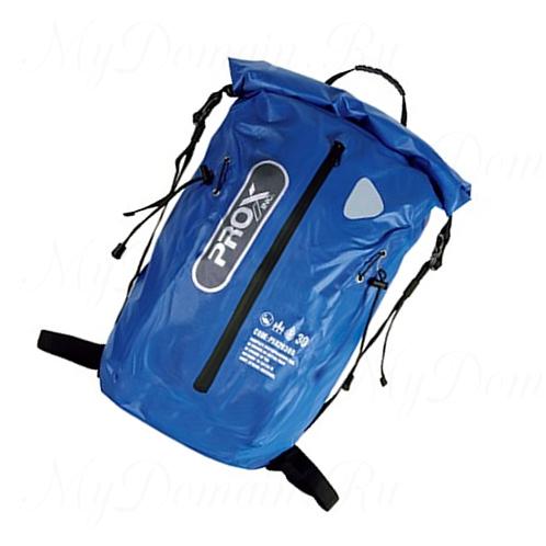 Рюкзак непромокаемый Prox DRY DAY BAG (цвет синий 35х51х20 см)