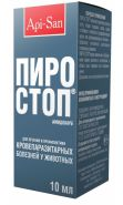 Апи-Сан Пиро-Стоп 10 мл