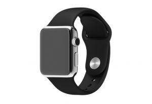 Ремешок Apple Watch 38мм Sport Black