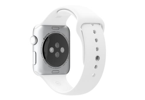 Ремешок Apple Watch 42мм Sport White