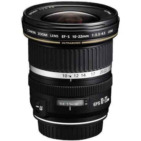Canon EF-S 10-22mm f/3.5-4.5 USМ