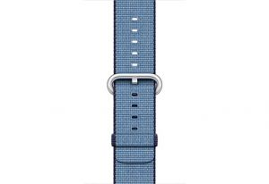 Ремешок Apple Watch 42мм Neylon NavyBlue