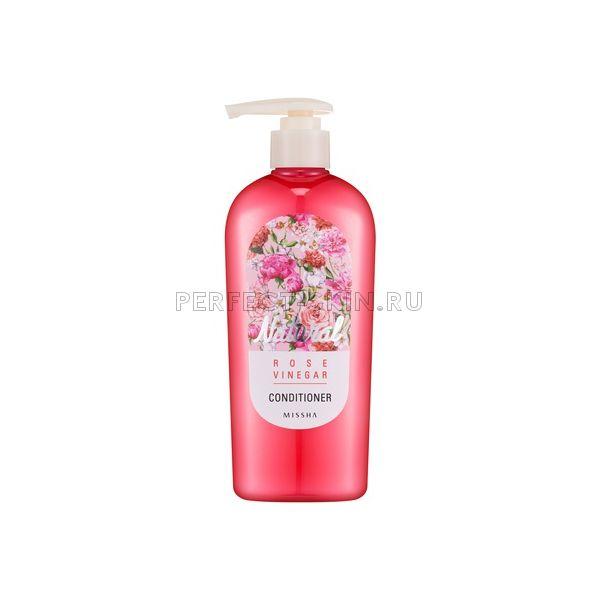 Missha Natural Rose Vinegar Conditioner