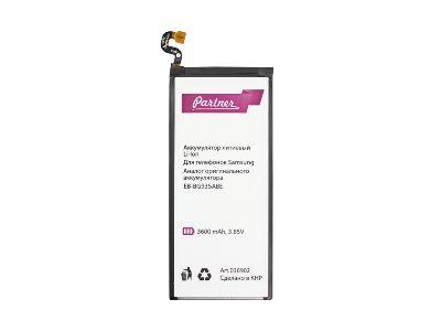 Аккумулятор Partner для Samsung Galaxy S7 Edge (EB-BG935ABE), 3600mAh