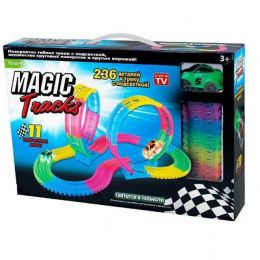 Гоночная трасса MAGIC TRACK 236+X.