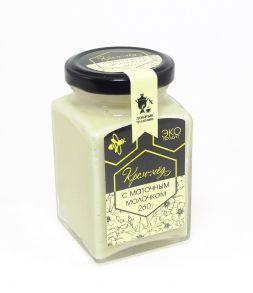 Крем мёд с маточным молочком, 250 мл