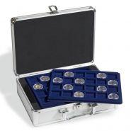 Кофр для монет CARGO S (small) на 120 монет (6 лотков по 20 ячеек размером 33х33 мм)