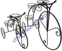 Велосипед большой 3 горшка