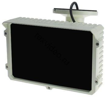 ИК-прожектор всепогодный, до 60 метров ES-LED130