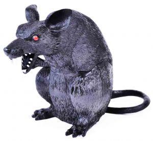 Крыса сидящая