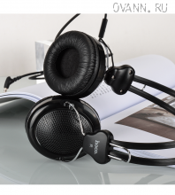 Наушники Hoco W5 Manno headphone