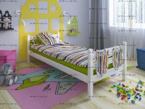Кровать одноярусная Сонечка, 80х190
