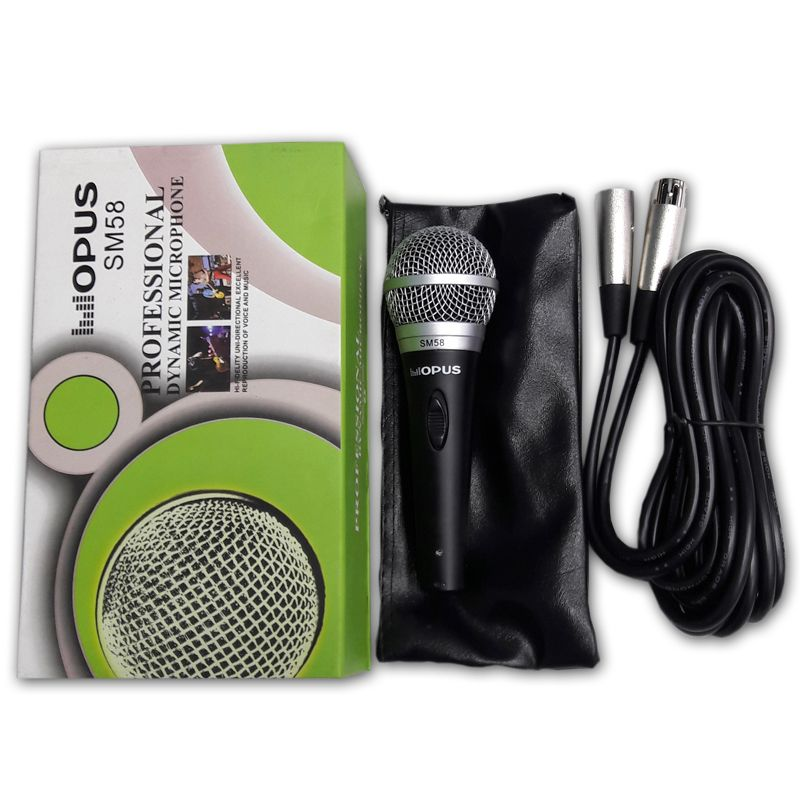 OPUS SM-58 Микрофон динамический