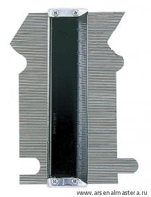 Шаблон профильный стержневой  Shinwa 150ммх50мм  00000003529