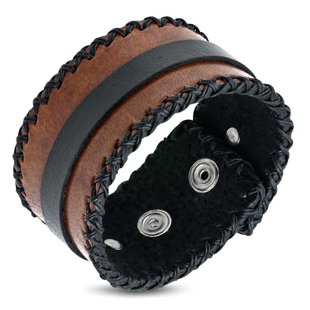 Кожаный браслет LBBF08511