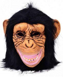 Маска Шимпанзе улыбка