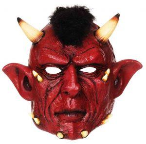 Маска Дьявол с шипами