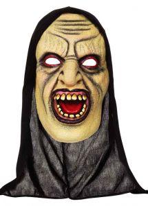 Маска Демон с открытым ртом