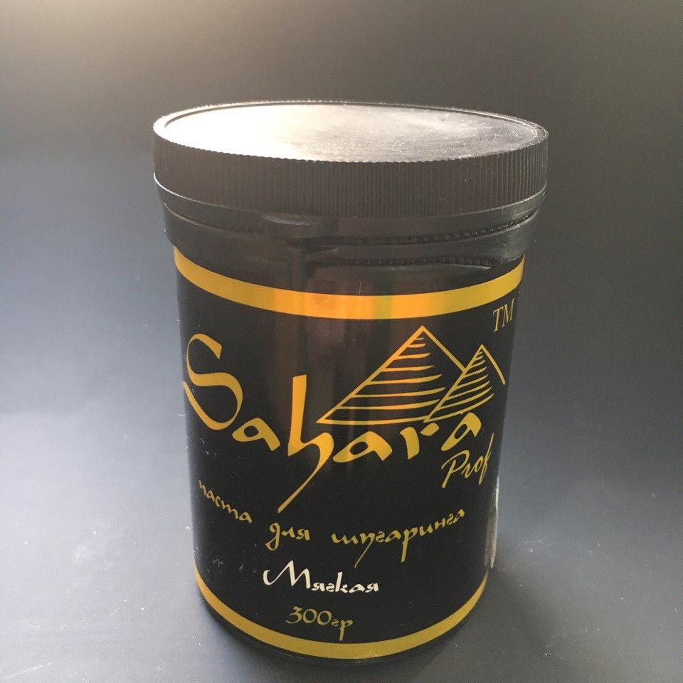 Паста для шугаринга - МЯГКАЯ SAHARA PROF 300гр