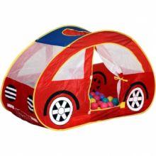 Игровой домик МАШИНКА Car с мячиками (100шт)