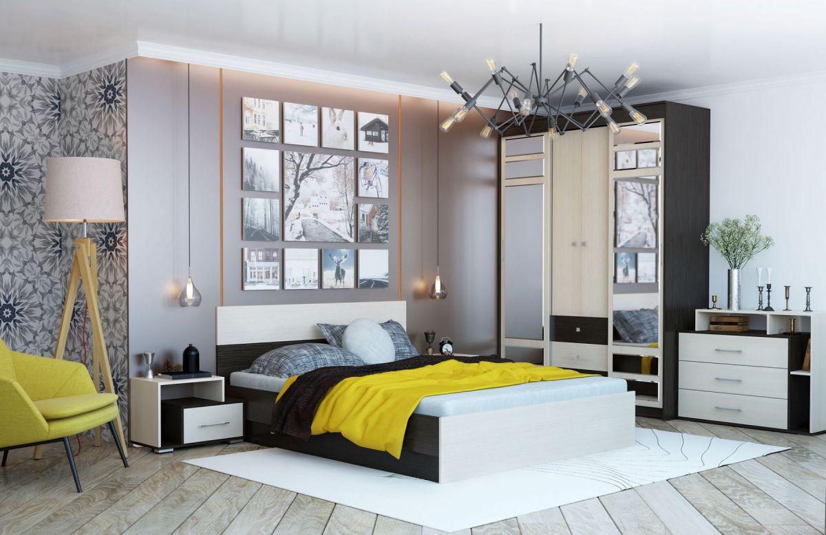 """Кровать """"ЮНОНА"""" 1,6м"""