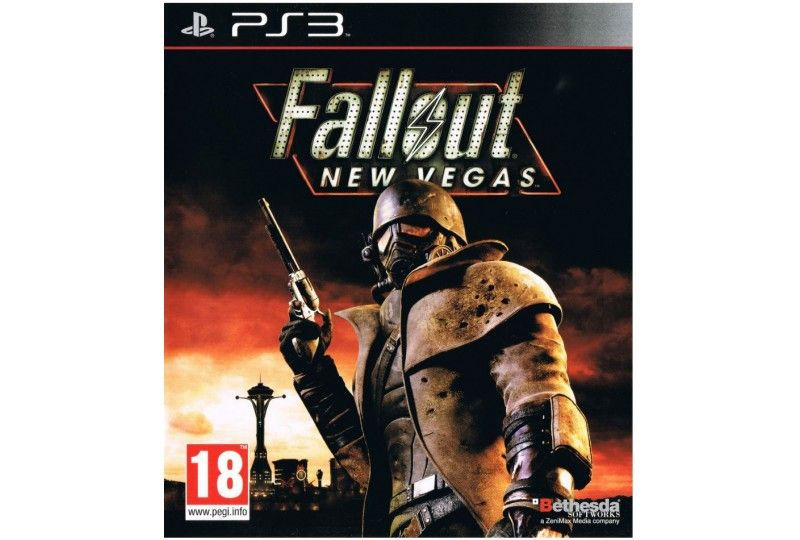 Игра Fallout New Vegas (PS3)
