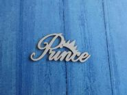 чипборд PRINCE размер 48*23 мм белый картон 1 мм