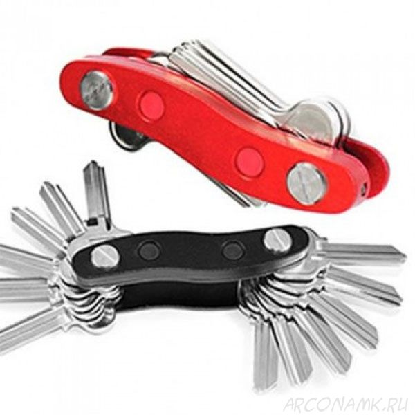 Металическая ключница Clever Key