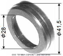 Уплотнение фризера Б6-ОФ2-Ш