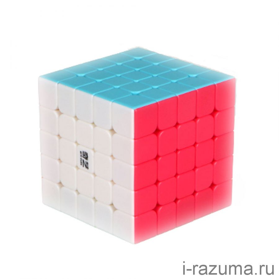 Кубик Рубика MoFangGe QiZheng cube 5x5x5 (6 см)