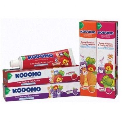 Детская зубная паста 80гр..