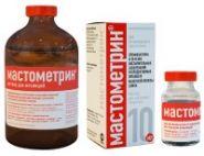 Мастометрин расвор для инъекций 10 мл