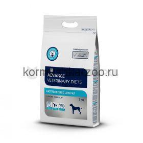 Advance  для собак при патологии ЖКТ с ограниченным содержанием жиров, Gastroеnteric