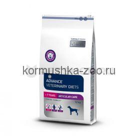 Advance для пожилых собак с заболеваниями суставов, Articular Care Senior