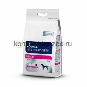 Advance для собак при мочекаменной болезни, Urinary