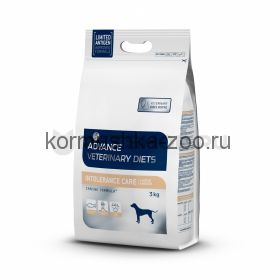 Advance для собак с пищевой непереносимостью с ограниченным содержанием антигенов, Intolerance / Limited Antigen